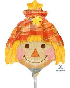 """14"""" Happy Scarecrow"""