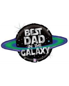 "31"" Best Dad In The Galaxy"