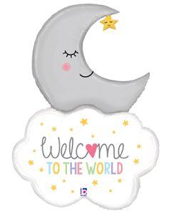 "42"" Welcome Baby Moon"