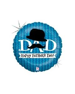 "18"" Father's Day Dapper Dad"