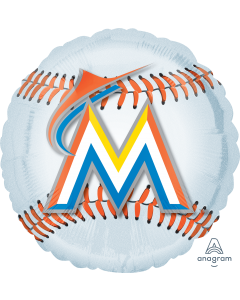 "18"" Miami Marlins"