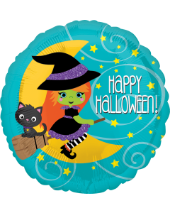 """18"""" Cute Halloween Witch"""