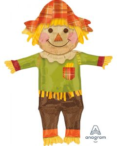 "38"" Happy Fall Scarecrow"
