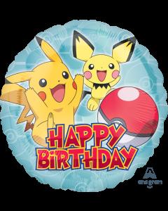 """18"""" Pokemon Birthday"""