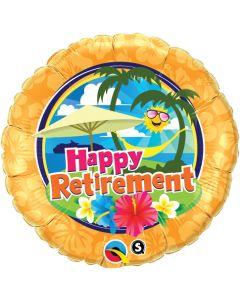 """18"""" Retirement Sunshine Pkg"""