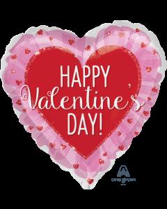 "28"" Valentine Glitter Hearts"