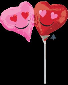 "14"" Emoji Hearts"