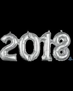 "20"" '2018"" in Silver"