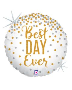 """18"""" Best Day Ever!"""