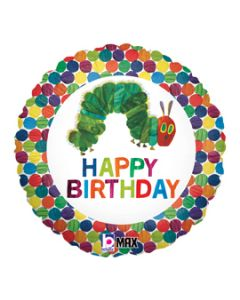 "18"" Very Hungry Caterpillar B'day"