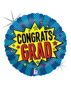 """18"""" Congrats Grad Burst!"""