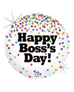 """18"""" Boss's Day Confetti"""