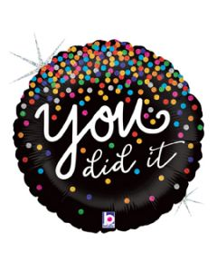 "18"" You Did It! Confetti"