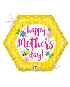 """18"""" Mother's Day Queen Bee Pkg"""