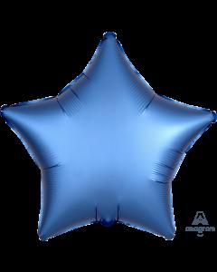 """18""""Satin Luxe Azure Star"""