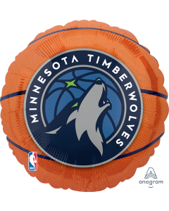 "18"" Minnesata Timberwolves"