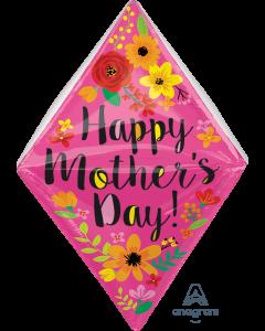 """17"""" Mother's Day Floral Gem Anglez"""