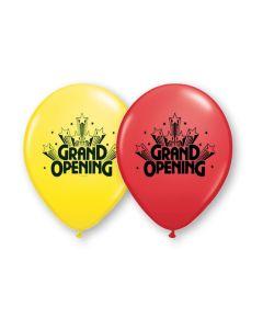 11' Grand Opening Stars Assort 50ct