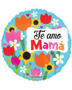 """18"""" Te Amo Mama"""