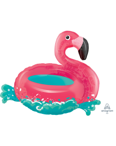 "30"" Floating Flamingo"