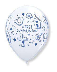 "11"" 1st Communion Boy 50ct"