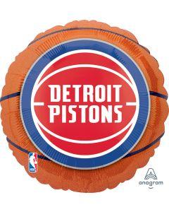 "18"" Detroit Pistons"