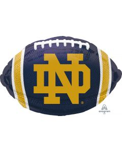 "18"" Notre Dame Football"