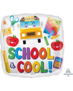 "18"" School Is Cool!"
