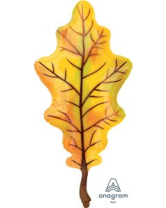 "42"" Yellow Fall Oak Leaf"