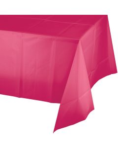 "Hot Pink Tablecover 54""X109"