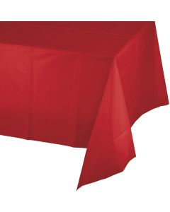 "Red Tablecover 54""X108"