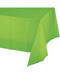 "Lime Green Tablecover 54""X108"