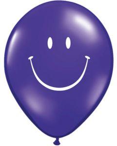 "5""Smile Face Jewel Assort 100ct"