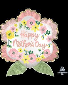 "27"" Mom's Day Satin Flowers"