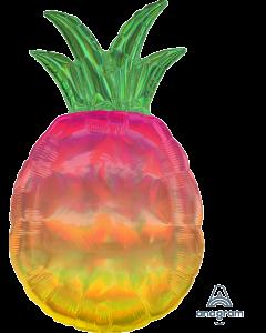 "31"" Iridescent Pineapple"