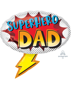 "27"" Super Hero Dad!"
