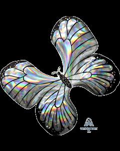 """30""""Iridescent Butterfly"""