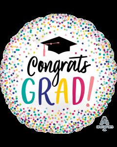 """18"""" Graduation Confetti"""