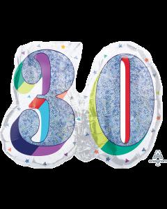 """26""""Birthday Celebration 30"""
