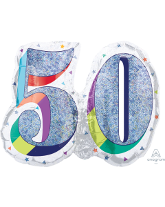 """26""""Birthday Celebration 50"""