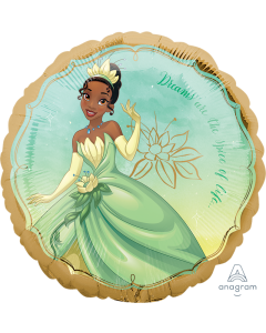"18"" Tiana Once Upon A Time"