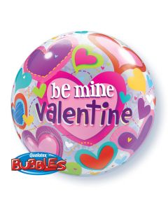 "22"" Be Mine Valentine Hearts"
