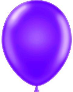 """11"""" Sheer Grape 10ct"""