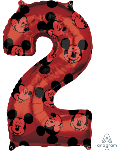 "26"" Mickey #2  Red"