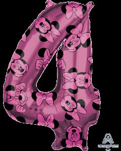 """26"""" Minnie #4 Pink"""