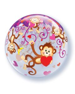 "22"" Let's Monkey Around Bubble-"