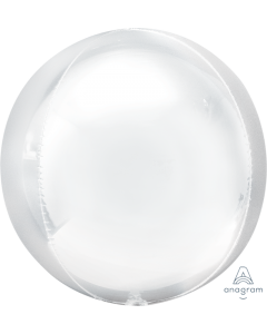 "16"" White  Orbz"