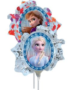 "14"" Disney Frozen 2 Inflated with Cup and Stick"