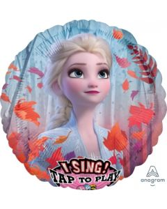 "28"" Disney Frozen 2 Singing Balloon"
