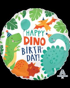 "18"" Dinomite Birthday Party Pkg"